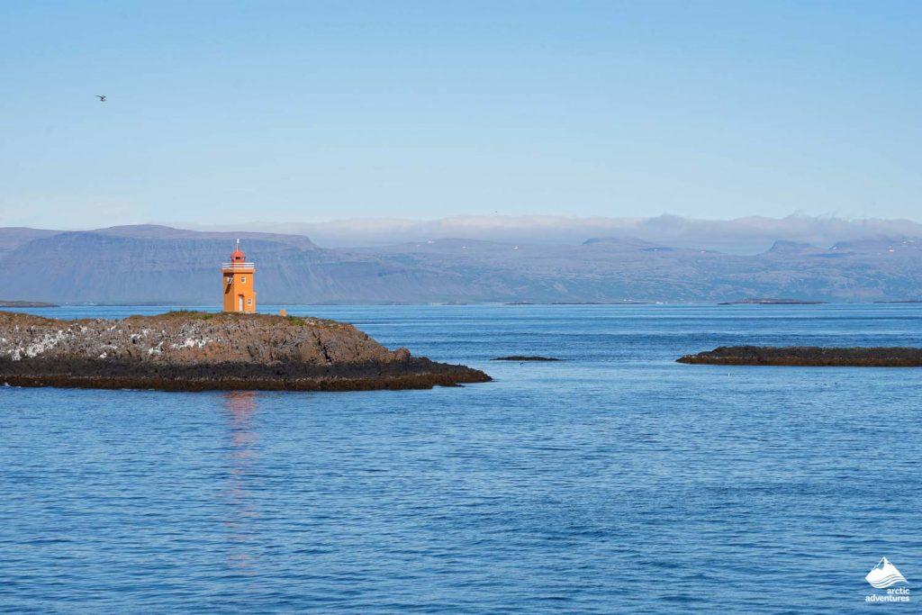 Flatey small Island
