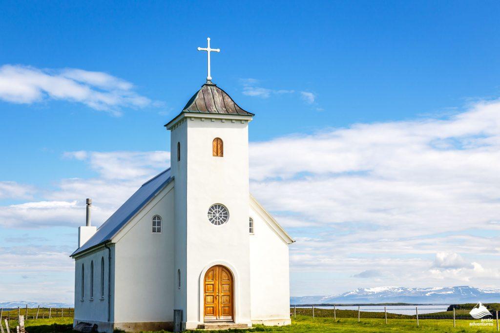 Church in Flatey