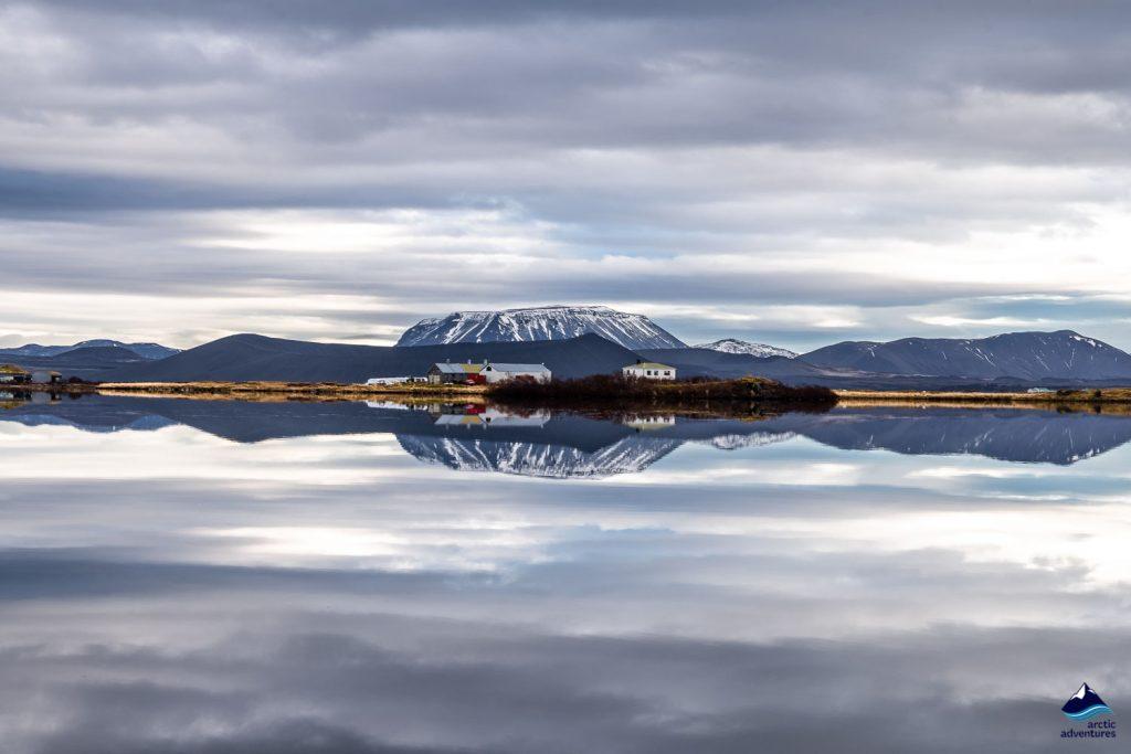 Lake Myvatn Northern Iceland