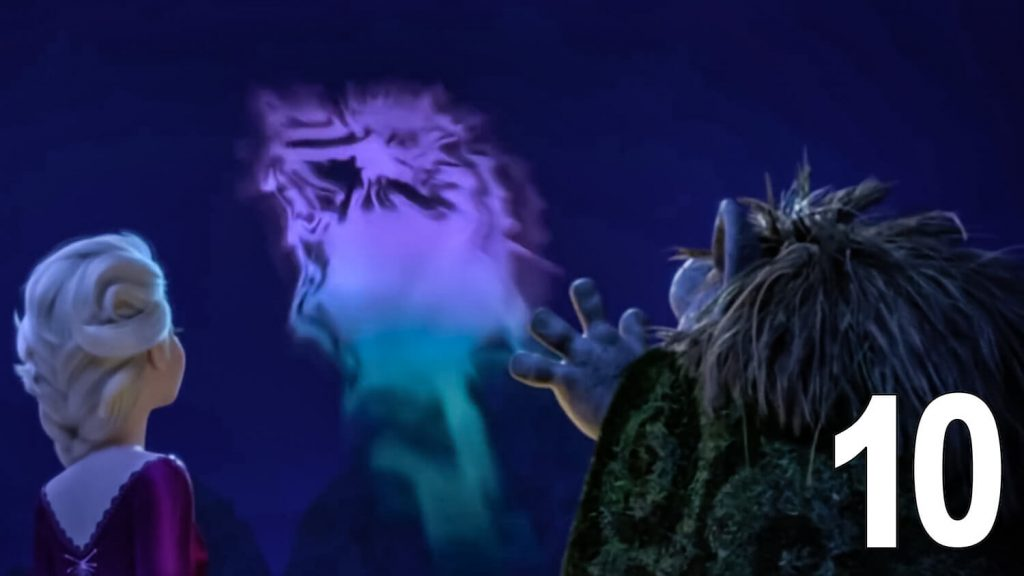 troll northern lights animated movie frozen 2