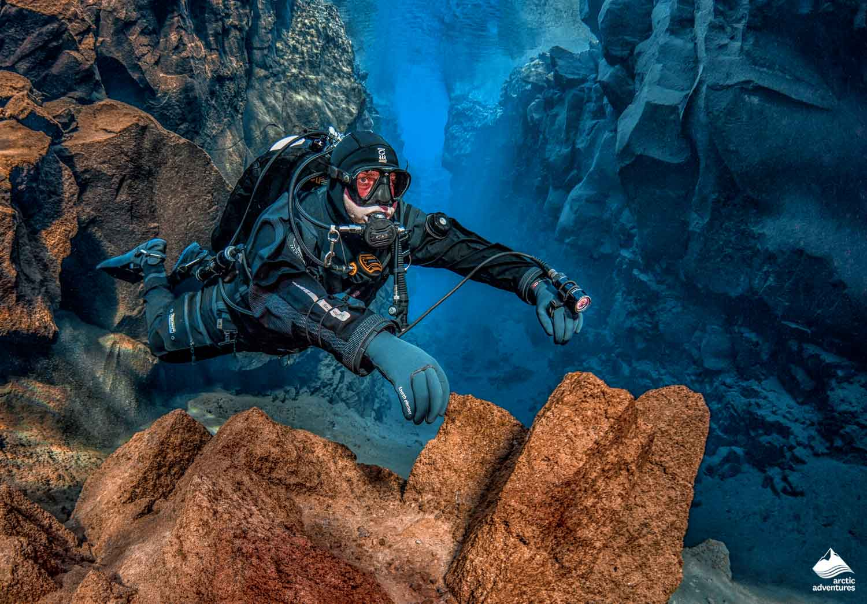 Silfra Scuba Diving Tour - Deep Into The Blue
