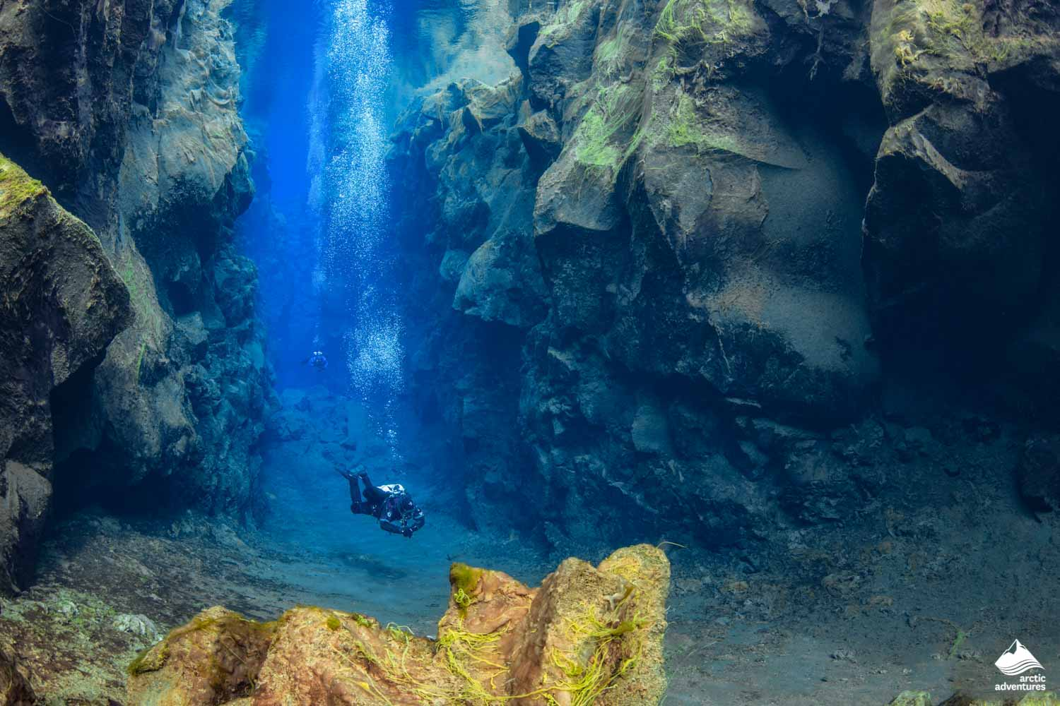 2-day Silfra Diving - Dry Suit Course
