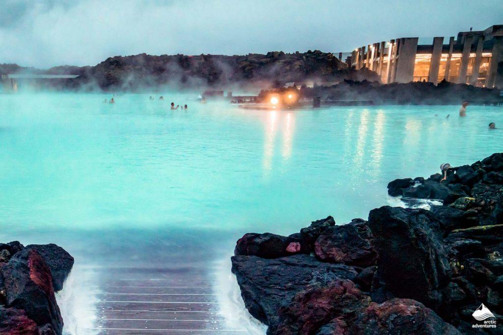 Geothermal Spa in Reykjavik
