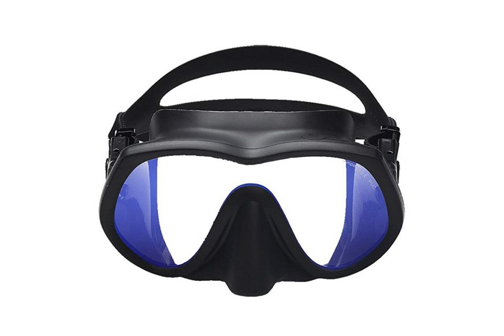 DGX Ultra Frameless Mask
