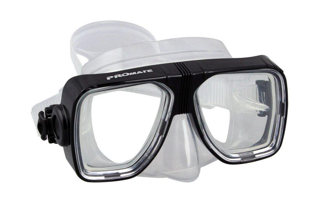 Promate Optical Corrective Snorkeling Mask