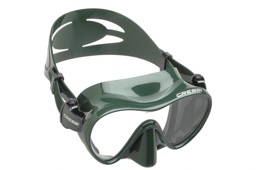 Cressi F1 Snorkeling Frameless Mask