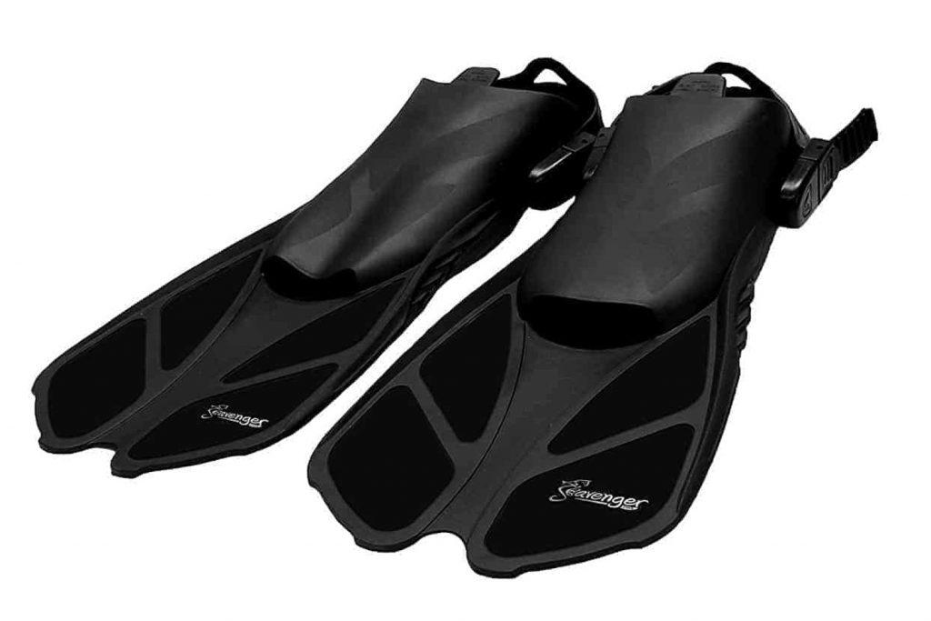 Seavenger-Torpedo Snorkeling Short Fins