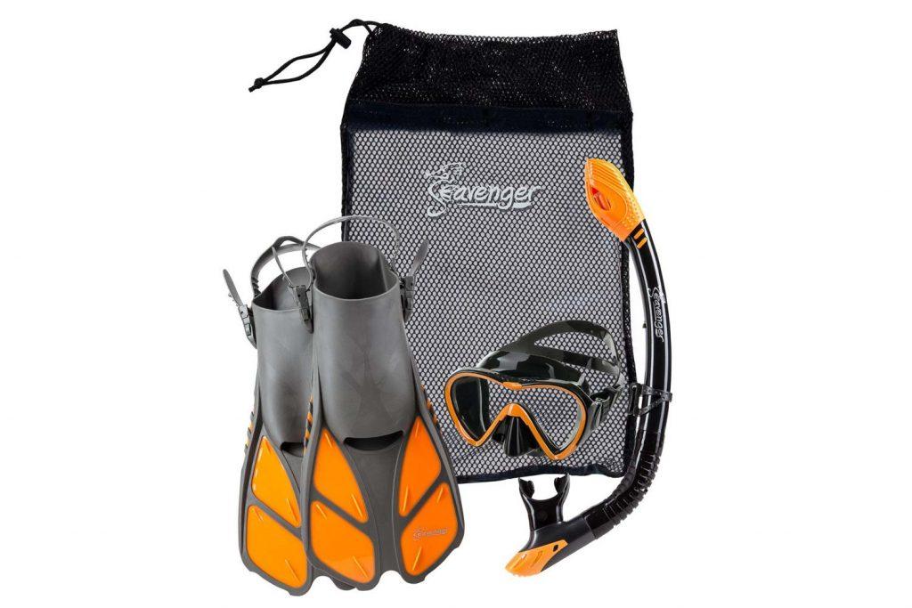 Seavenger Aviator Snorkeling Set