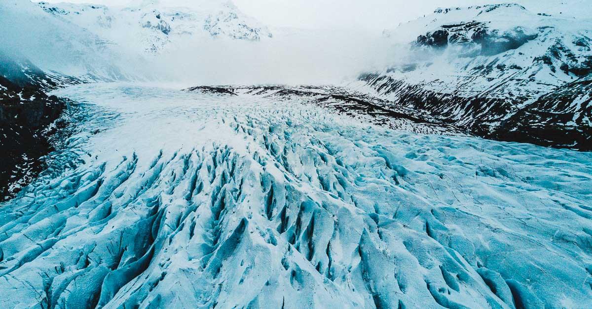 6 Days Around Iceland Adventure