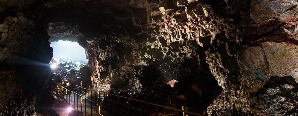 Underworld - Lava Caving Tour