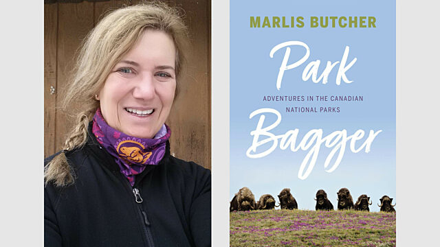 Marlis Butcher and Park Bagger book cover