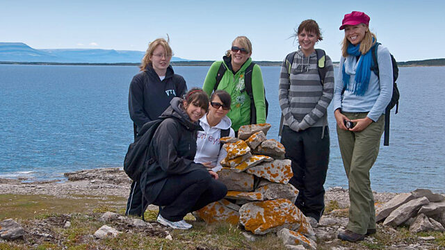 Dr latonia hatery and finess program participants northern newfoundland