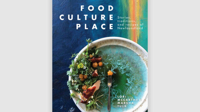 Food culture place book cover