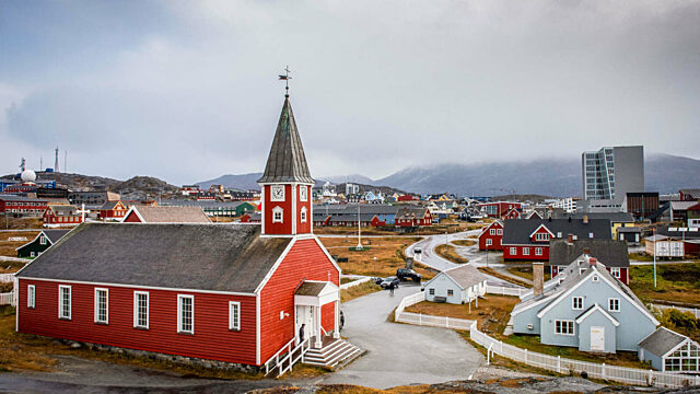 View of Nuuk