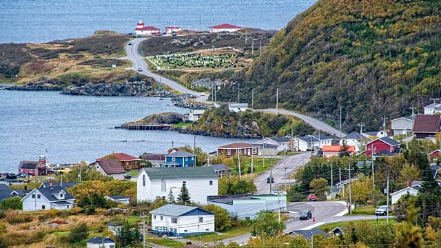 St Anthony newfoundland