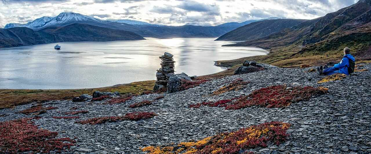 Ramah bay Torngat Mountains national park