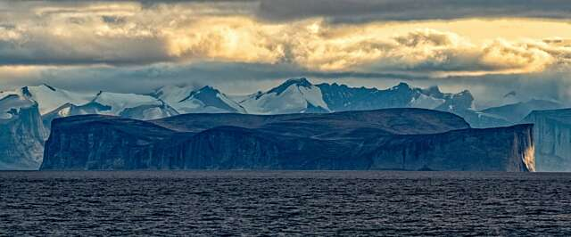 East coast of Baffin Island