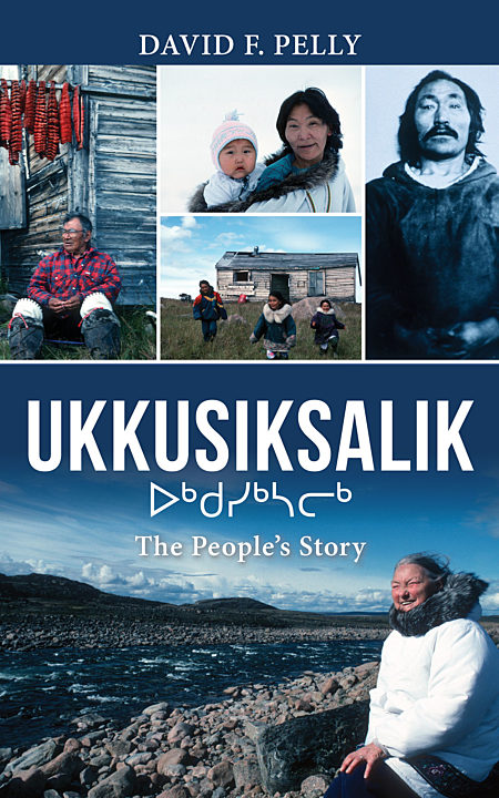 Ukkusiksalik The Peoples Story Book Cover