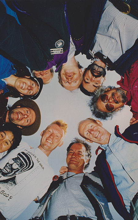 Adventure Canada Staff Picture From 1994