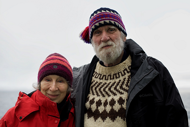 Margaret Atwood and Graeme Gibson Out of the Northwest Passage