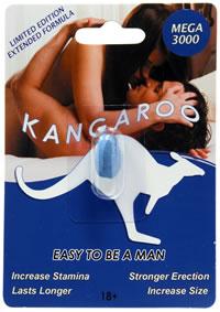 Kangaroo Blue  36 Pcs