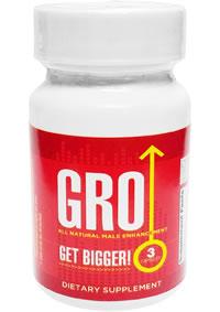 Gro 3 Count Bottle