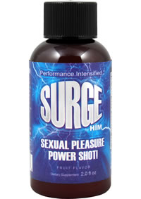 Surge For Him - Bottle