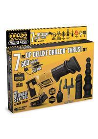 Dp Deluxe Drilldo Thrust Set