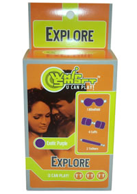 Explore Kit Exotic Purple