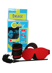 Engage Kit Fire Red (disc)