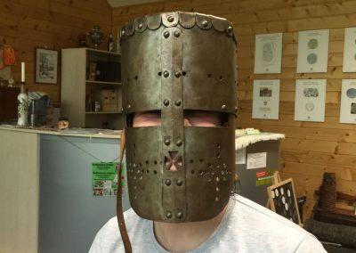 Slovakia - Knight's Helmet
