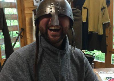 Slovakia - Archer Helmet