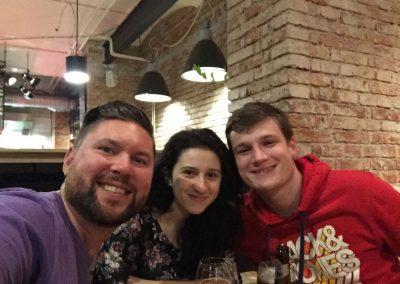 Slovakia - Dinner with Friends
