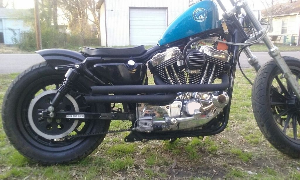 Villageidiot destroys a perfectly nice sportster  | Page 9