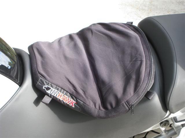 Airhawk Seat Cushion Report Adventure Rider