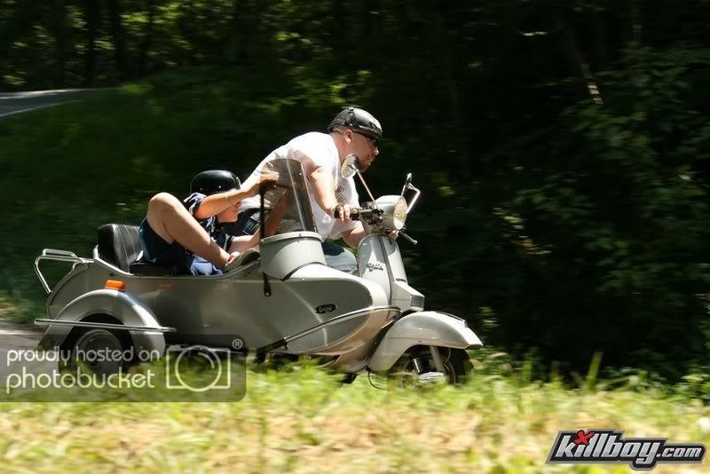 Royal Enfield w/sidecar? | Adventure Rider