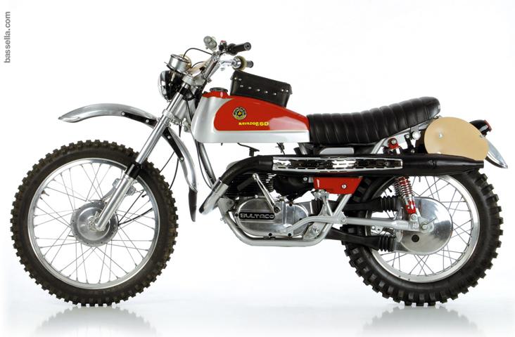 1971 Bultaco Restoration | Adventure Rider