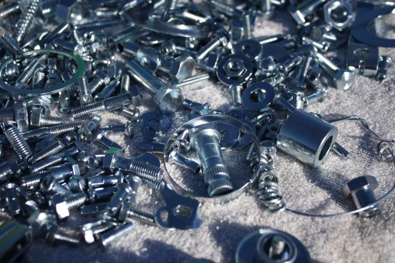 Replating old fasteners? | Adventure Rider