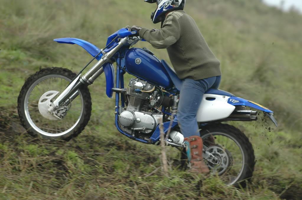 Yamaha XS650 scrambler | Page 2 | Adventure Rider