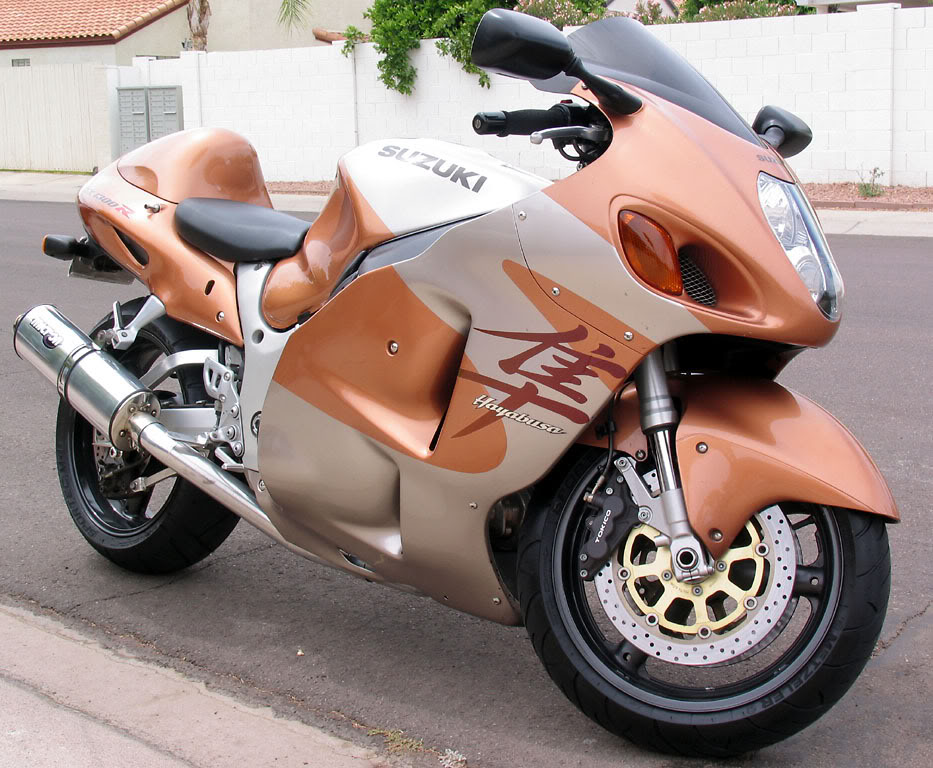 Hayabusa Owners Sign In Thread
