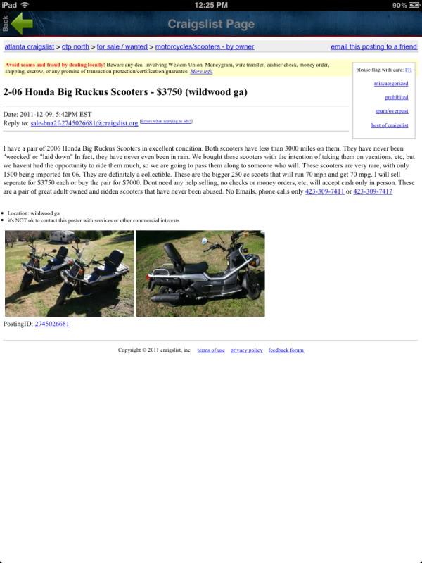 Big Ruckus Page 2 Adventure Rider