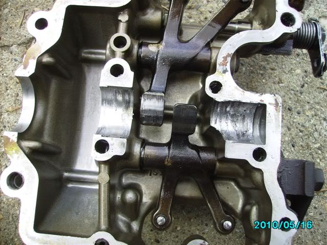 DR600 camshaft oil starvation | Adventure Rider