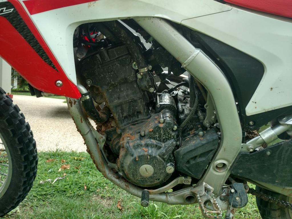 Honda crf-300r/l Build thread    Page 4   Adventure Rider