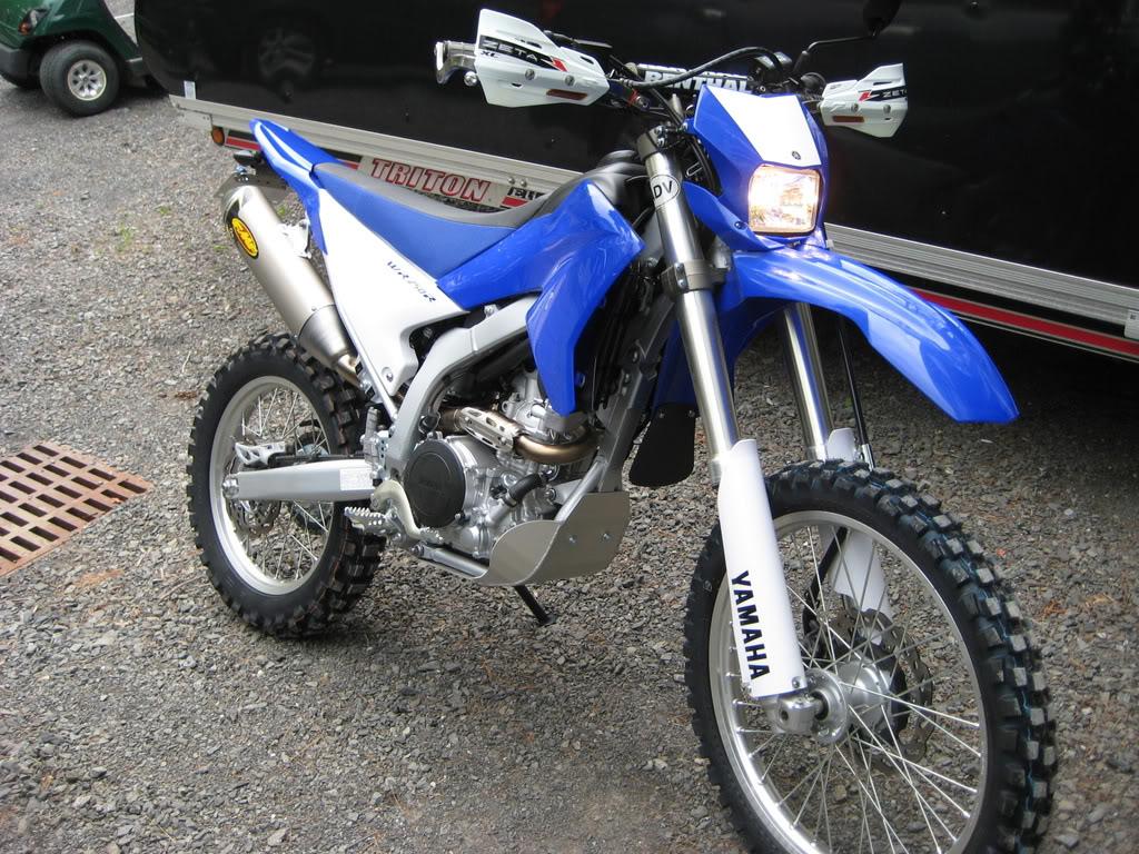Yamaha WR250R Mega Thread | Page 14 | Adventure Rider
