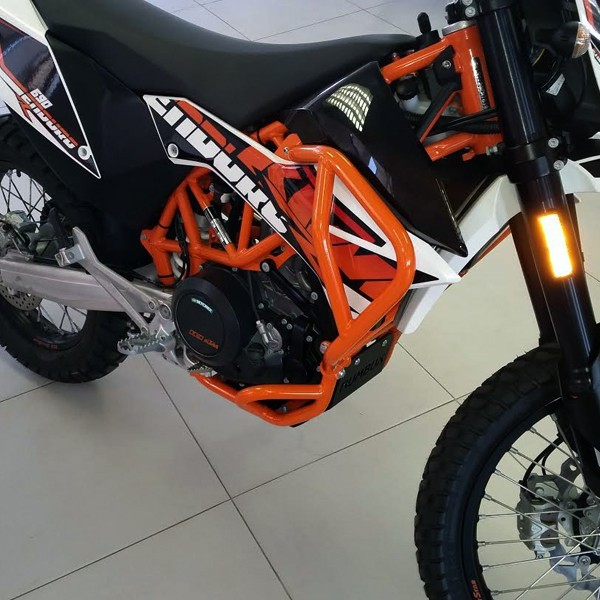 2015 KTM 690 Enduro R Setup for Tall Riders | Adventure Rider