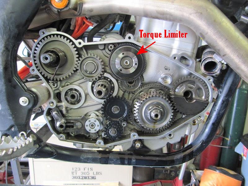KTM 450-530 Wont Start With E-Starter Problem - Torque