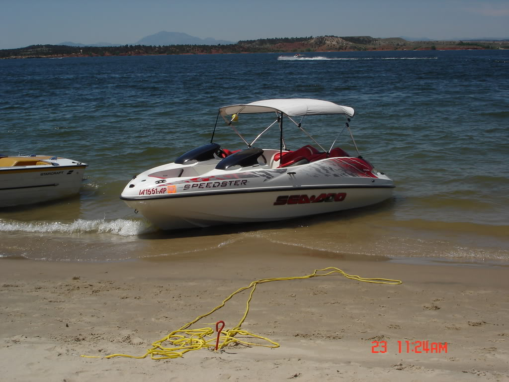 Small Jet Boats    it looks like these are unreliable=bad news