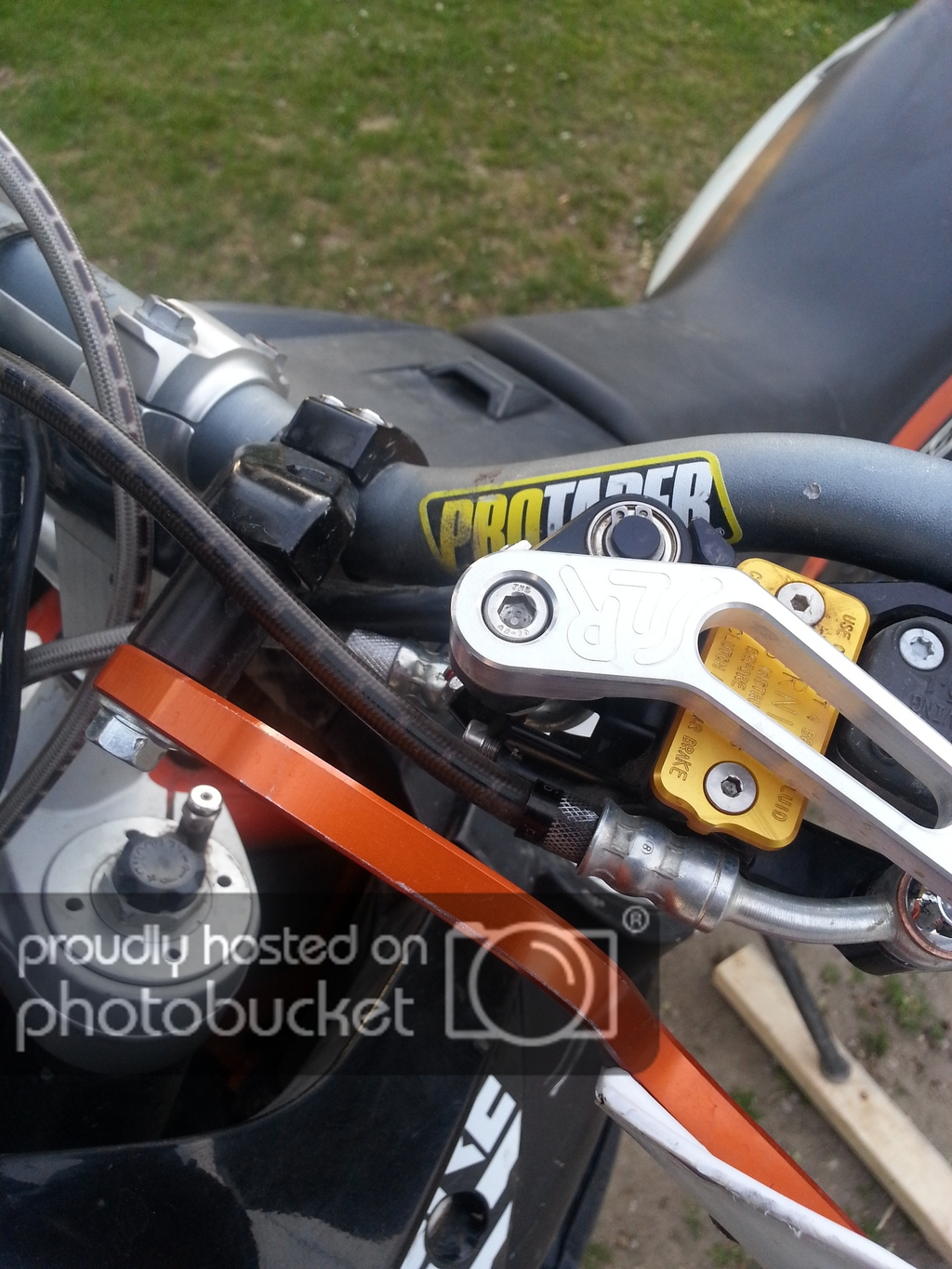 Clake SLR, LHRB and Rekluse | Adventure Rider