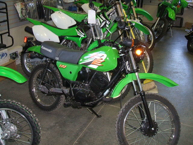 Kawasaki Ke100