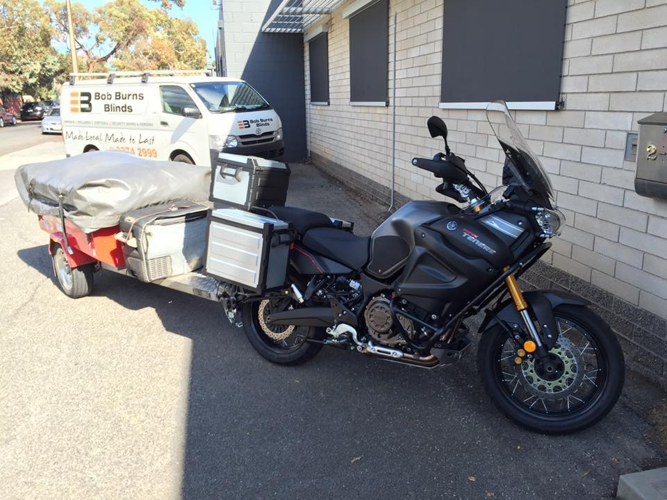 Trailers And Hitches >> Trailers And Hitches Page 5 Adventure Rider